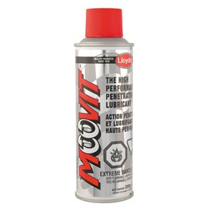 Moovit - High Performance Penetrating Lubricant 200 g (8 oz) aerosol