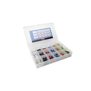 Boîtes d'embouts 6 couleurs 900 pcs