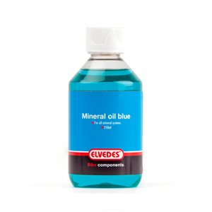 Blue mineral Oil for all Mineral Systems 250ml