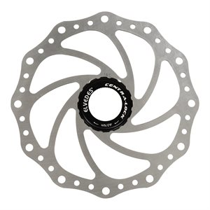SXC18 Stainless rotor Ø180mm with centra-lock