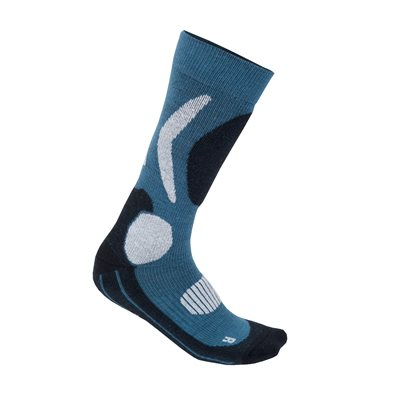 Aclima X-Country Socks Blue Sapphire Medium (40-43)