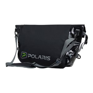 Aqua Nought Courier Bag Waterproof Black
