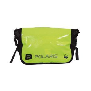 Aqua Nough Courier Bag Waterproof Fluo Yellow