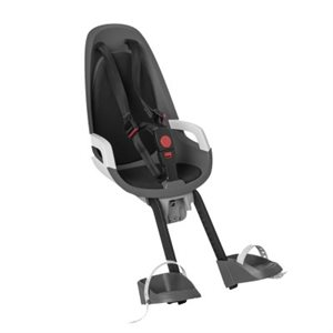 Hamax Observer Child Seat Grey And White Black Cushion