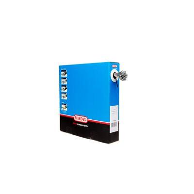 Câble de vitesses compatible Shimano Sram en acier inoxydable Lisse Extra Souple Boite de 100