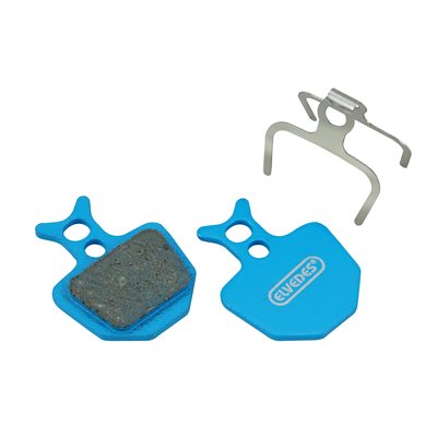 1 Pair Organic Disc Brake Pads for Formula Oro (K18)