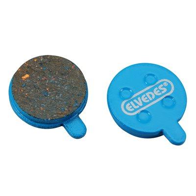 Organic Disc Brake Pads for Alhonga SNG mechanisch
