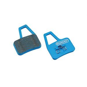 1 Pair Organic Disc Brake Pads for Hayes el camino