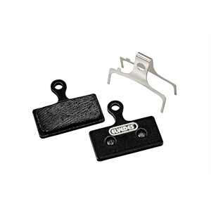 E-Bike Metallic Carbon Disc Brake Pads for Shimano BR-M666, M785, M985, M988, R785, RS785