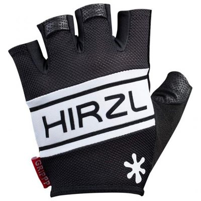 Hirzl Grippp Comfort Short Finger Cycling Gloves Black XXX-Large