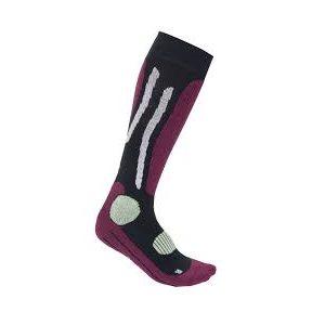 Aclima Alpine Socks Merino Redplum 36-39