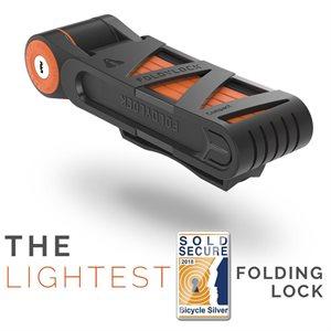 Cadenas Foldylock Compact Orange