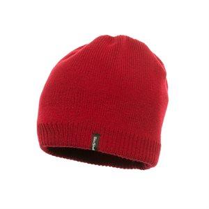 Bonnet Imperméable Dexshell Solo Taille Unique Rouge