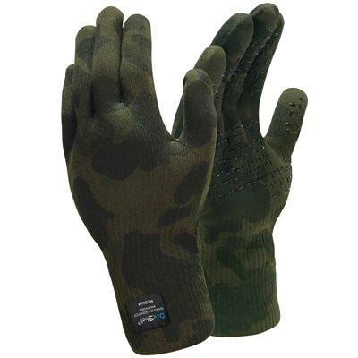 Dexshell Camouflage Waterproof Gloves Medium