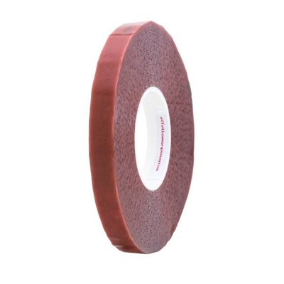 Carogna Double Adhesive Tubular Tape For 25 Mm X 16 M