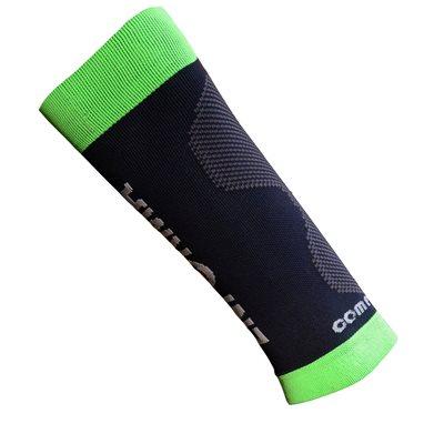 Enforma Compression Calf Black / Green Small