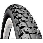 Mitas Gripper Black Ice Tire 700 X 40C Classic Smc 272 Studs Antipuncture (Aps) + Reflex (Rs)