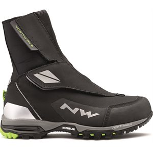 HIMALAYA Winter Bike Boot Black 39
