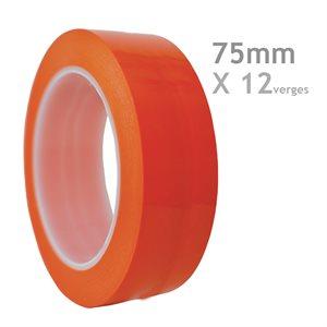 Orange Seal Cycling Tubeless rim tape 75 mm X 12 yrds Vrac