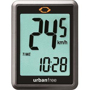 Cyclomètre Urbanfree O'Synce