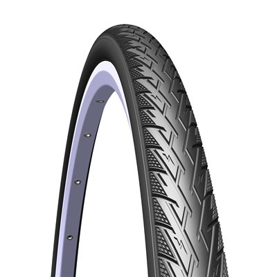Mitas Electron Tire700 x 45C DYNAMIC e-BIKE Black