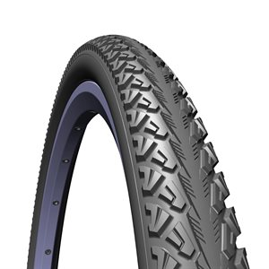 Mitas SHIELD Tire 24 x 1,75 x 2 CITY & TREK - Wire Bead Abrasion Integrated Indicator