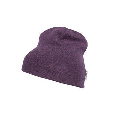 Aclima Classic Beanie 100% Merino Wool Purple