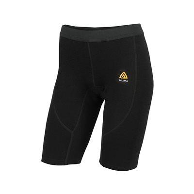 Warmwool Long Shorts Woman Black Medium