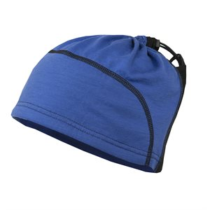 Bonnet Multi-Fonction Woolnet / Windstopper Dazzling Blue / Noir