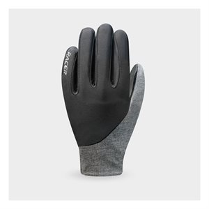 Gants Racer Factory –Team Enduro Cuir Noir / Gris Small (7)