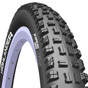 Mitas Highlander Enduro Supra Dh Max Tire 29X2.45Textra + (T +)