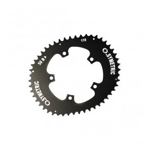 OsymetricChainring 110Mm Comp Shimano / Fsa / Stronglight 5 Bolts 50T